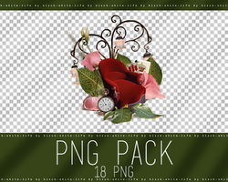 PNG pack by black-white-life (40) by ByEny