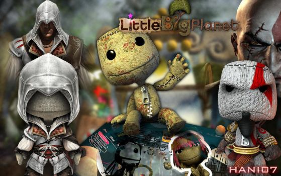 Little Big Planet Wallpaper: Explore Sackboy On DeviantArt