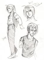 FMA - ed sketchies by FerioWind