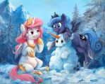 Do You Want to Build a Snowcolt? by sophiecabra