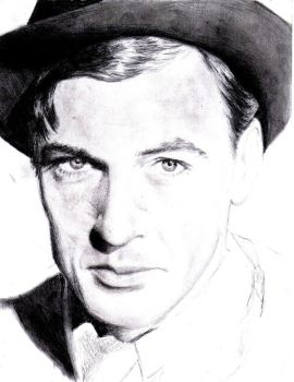Gary Cooper WIP upped contrast by sagtts