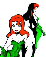 Poison Ivy by AugustPsylence
