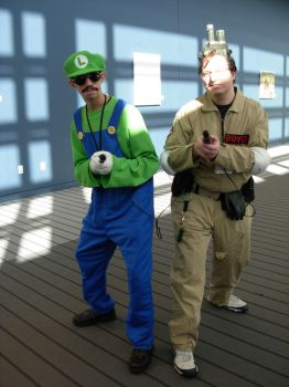 NekoCon Photo 1 - Luigi by CNCGB