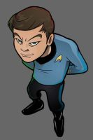 Old School McCoy by inneryoung
