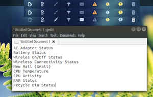 Conky Indicators by 1inux