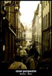 street perspective by pachylla