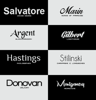 Fonts Pack By Malabamips by tomliinsyn