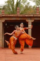 Odissi Dance Forms 4 by nanmelville