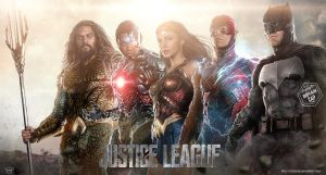 New Justice League Wallpaper by Bryanzap