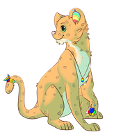 Chibi Comission - Cat by BoltWorld