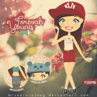 Forevah Young doll by MrsNarniaSwag