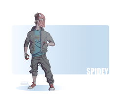Spidey by Rodendron