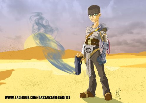 Furiosa by scarecrowhassan