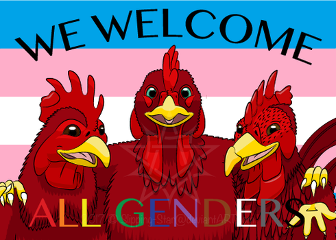 Trans Student Alliance Welcome Cover by Slipping-Star