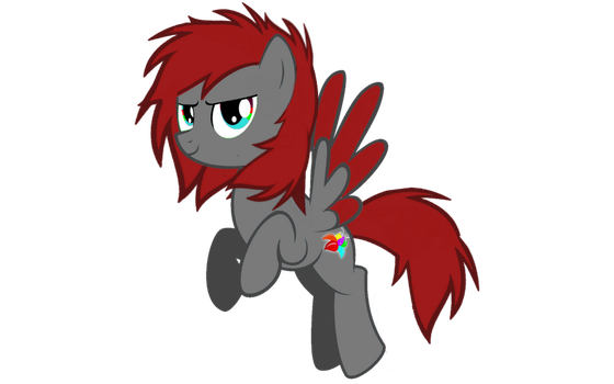 My Official OC character: Shades by ShadesofEverfree