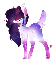GalacticFaaun by FrostTheIcePony