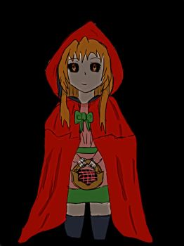 red riding hood by hope1222