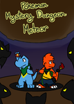 Pokemon Mystery Dungeon Meteor by BuizelKnight