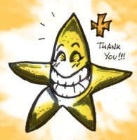 Thanks for Fave!!! by OcioProduction