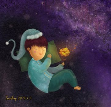 The dream of the universe by ouyanglian