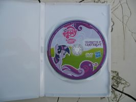 MLP:FiM DVD - ''Celebration at Canterlot'' by FLYingG0D
