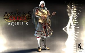 Assassin's Creed Aquilus second version 2 by Yowan2008