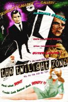 The Twilight Zone by ninjaink