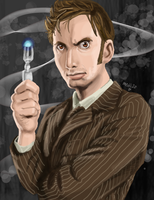 The 10th Doctor Muro by medli20