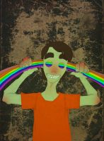 see the rainbow by Toxandreev