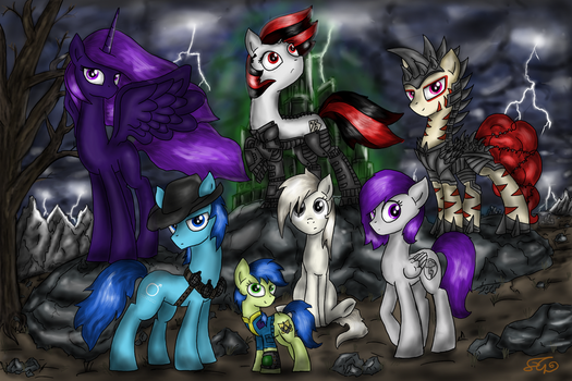 Fallout Equestria : Project Horizons by Setharu