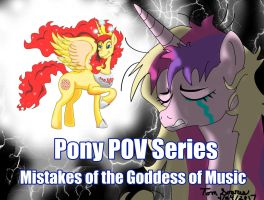 Pony POV Series: Mistakes of the Goddess of Music by Wolfram-And-Hart