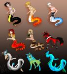 Mixed Adopts Pt 1 {Update} by SafireCreations