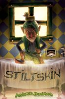 Stiltskin Cover by goweliang