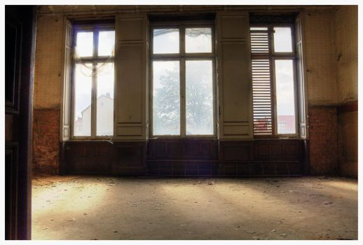just an empty room by Volkmaritsch