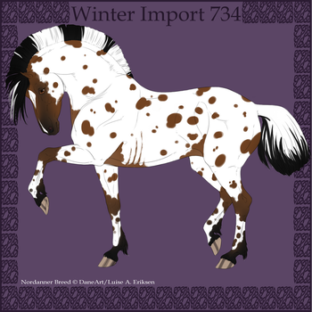Winter Import 734 by Psynthesis