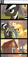 Get comfy! by Spectty