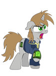 Crazy Little Pip by artwork-tee