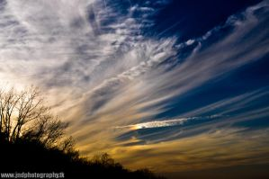 Reaching Out Across the Sky by jndphotography