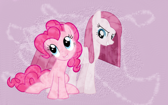 2 sides of Pinkie by Freddylover13