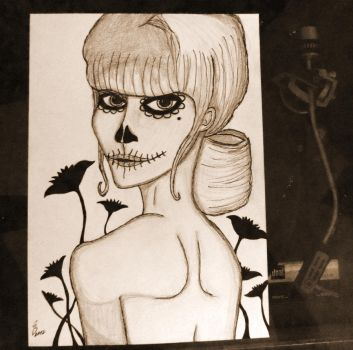 Bella Muerta [inspired by Hop.Art] by S-catchy-Cookie