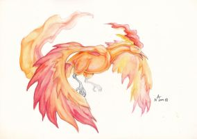 Moltres by NightmareArcanine