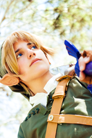The Legend of Zelda - Link TP 02 by JustBeFriend