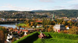Trondheim, Norway by francis1ari