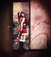 Candy Cane Miss Fortune - Step to! by TineMarieRiis