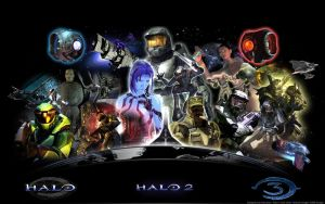 Halo: Generations by Halcylon