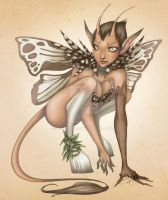 Enchanted Creatures 2 by katetak