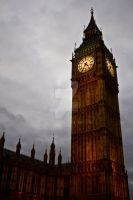 Big Ben by Hashterix