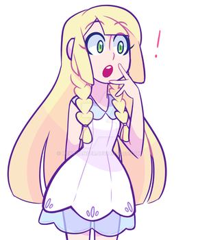 Lillie by PEAYOMAT
