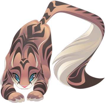 Perr-tiger by phation