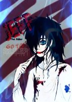 Jeff the killer by Witequeen